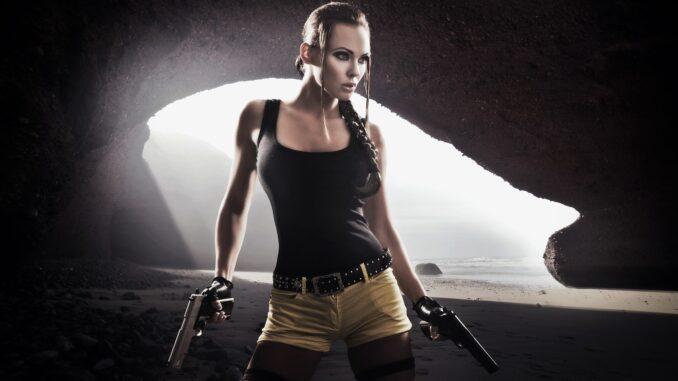 Tomb Raider Legend Nude Mod - Tatoo Writing Sex Video